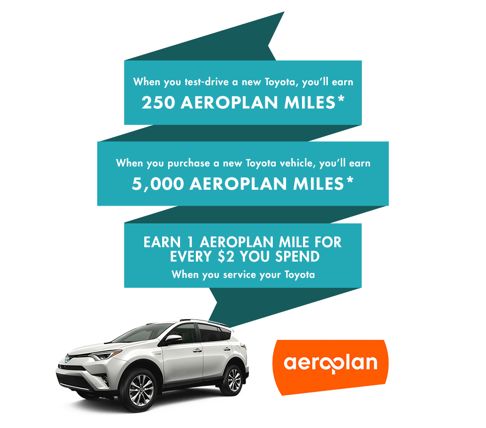 EARN AEROPLAN AT EVERY SERVIC