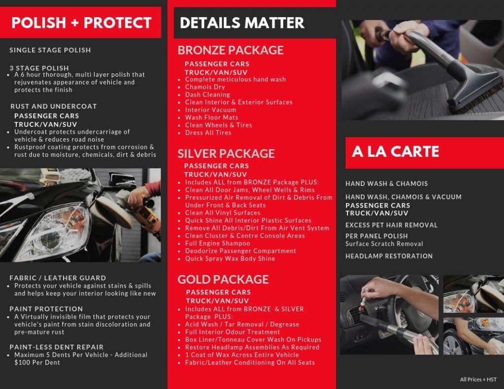 Polished Brochure