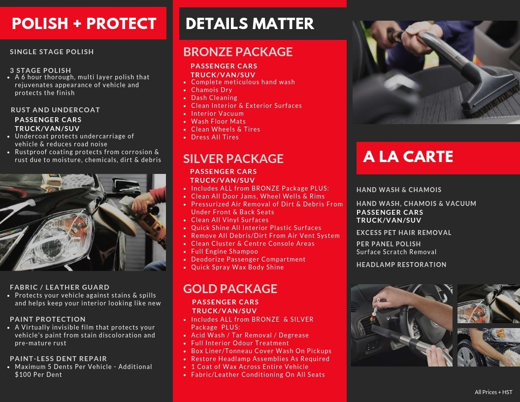 Polished Brochure