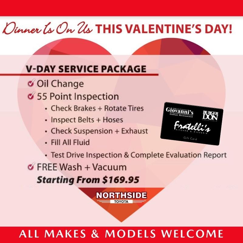 Valentine's Service Special