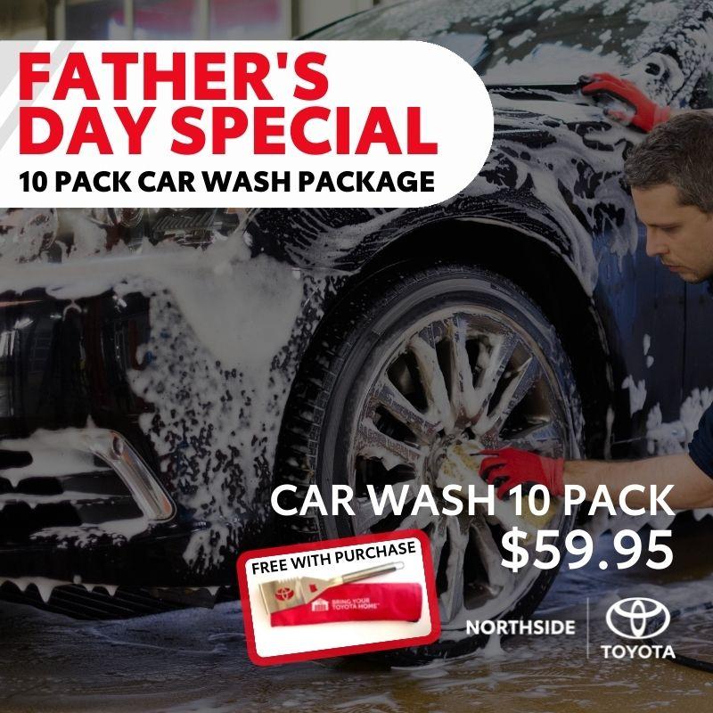 Car Wash – 10 PACK